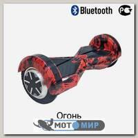 Гироскутер 8 Smart Balance Wheel(Audio+LED Transformer)