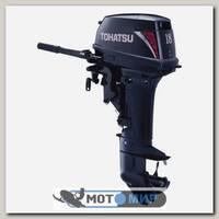 Лодочный мотор TOHATSU M18E2 S