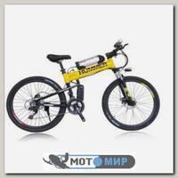 Электровелосипед HUMMER 350W (велогибрид)