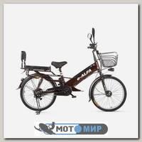 Электровелосипед e-ALFA GL
