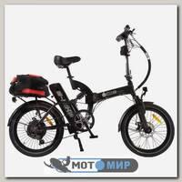 Электровелосипед Eltreco TT 500W SPOKE LUX II
