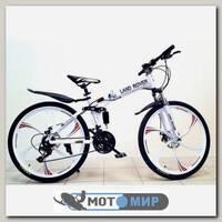 Складной велосипед на литых дисках Land Rover (6 лепестков)