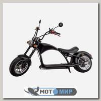 Электроскутер Citycoco Harley Chopper 2000W (черный)