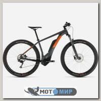 Электровелосипед Cube Reaction Hybrid Pro 500 29 (2019)