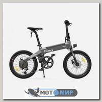 Электровелосипед Xiaomi Himo С20 Electric Power (серый)