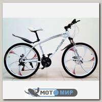 Велосипед на литых дисках BMW X1 (6 лучей)