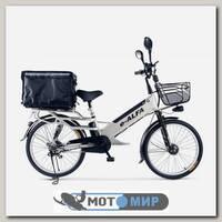 Электровелосипед e-ALFA L с термо-боксом