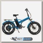 Электровелосипед Медведь 1000 складной 2020
