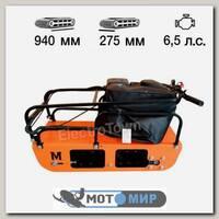Мотобуксировщик Мужик M2750 (микро)