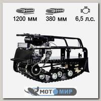Мотобуксировщик Мужик M380 (мини)
