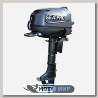 Лодочный мотор SEA-PRO F 6S 4-х тактный