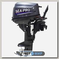 Лодочный мотор SEA-PRO F 9.8S 4-х тактный