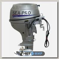 Лодочный мотор SEA-PRO F15S&E 4-х тактный