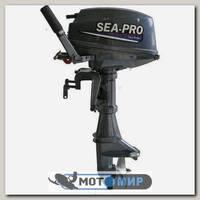 Лодочный мотор SEA-PRO Т 9.9S 2-х тактный
